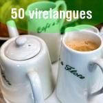 50 virelangues – 50 французских скороговорок