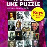 World like Puzzle: Academic Reading Skills: Teacher's Book. Keys for Student's Book
