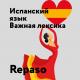 Испанский язык. Важная лексика. Repaso. Базовая лексика испанского языка  по темам с упражнениями