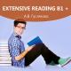 Extensive reading B1+. Интерактивные упражнения